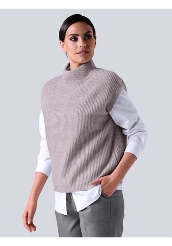 Alba Moda Pullunder, in hochwertiger reiner Kaschmirqualität kaufen