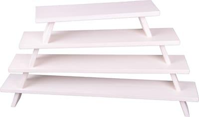 Weigla Schwibbogen-Fensterbank, 1 tlg., FSC®-zertifiziertes Buchenholz, Höhe ca. 7,5 cm kaufen