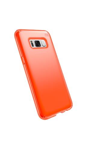Speck HardCase »Presidio Samsung Galaxy S8 Plus Clear Neon Orange« kaufen