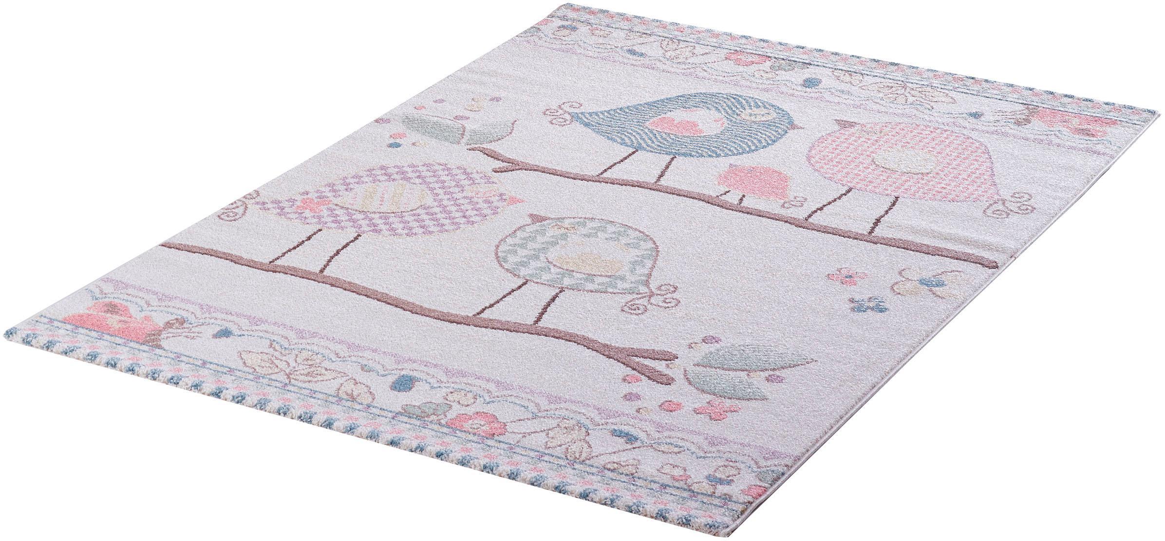 Kinderteppich Luna Kids 4606 Sanat Teppiche rechteckig Höhe 12 mm maschinell gewebt