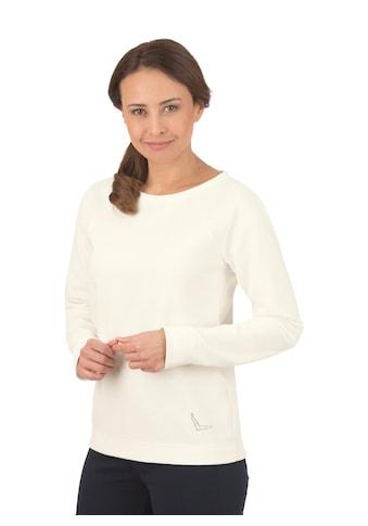 Trigema Pullover mit Swarovski® Kristallen kaufen