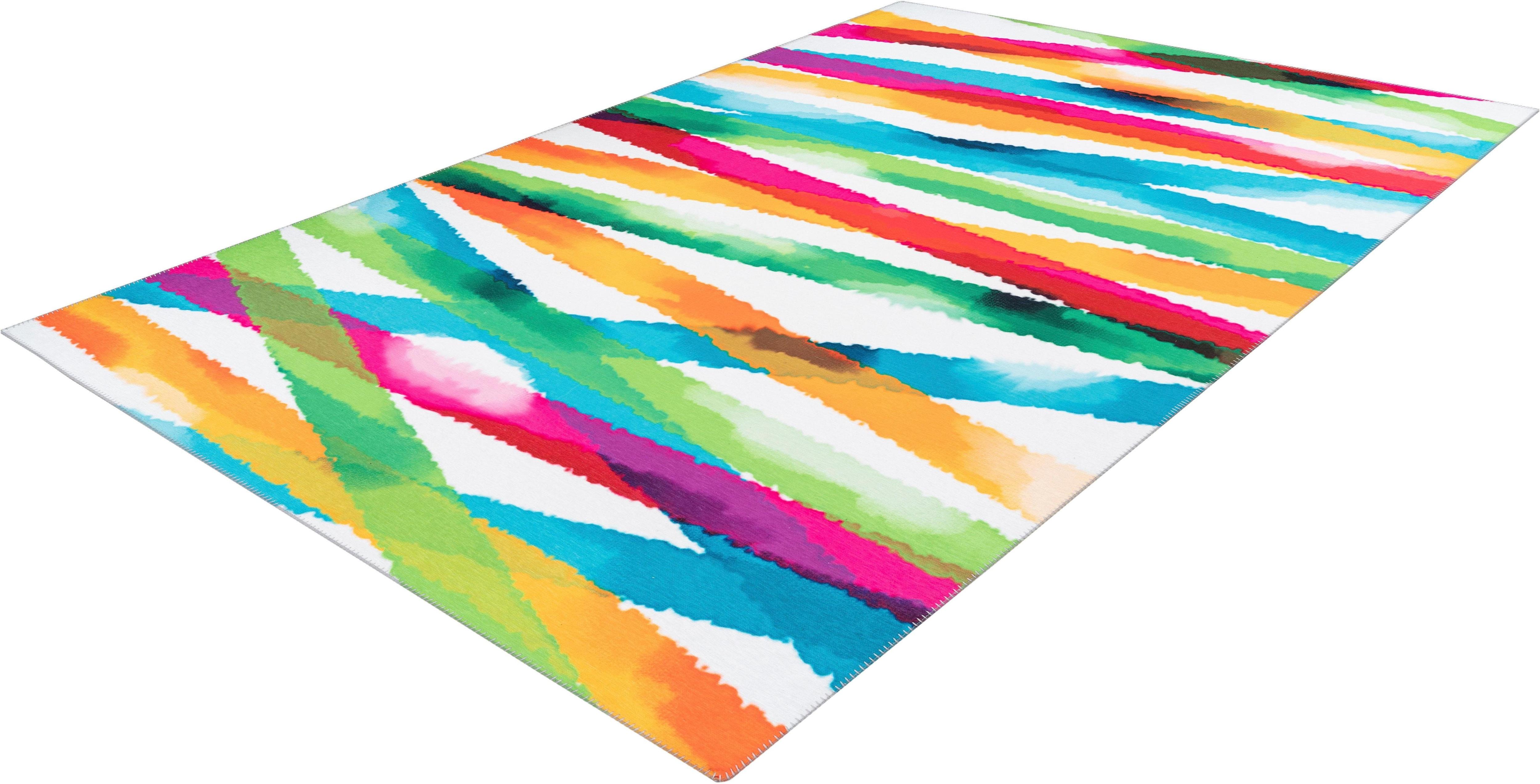 Teppich Castor 800 calo-deluxe rechteckig Höhe 6 mm maschinell gewebt