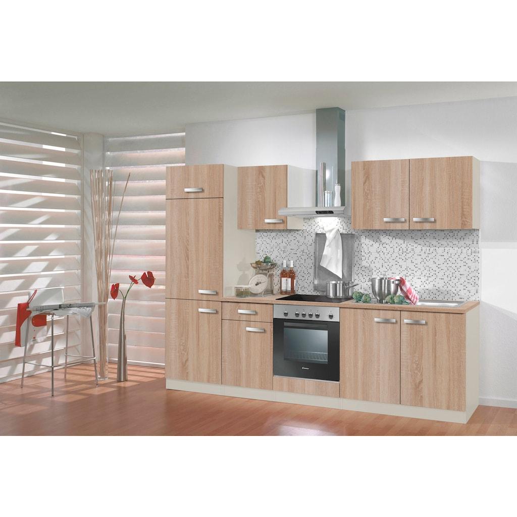 OPTIFIT Küchenzeile »Padua«, ohne E-Geräte, Breite 270 cm