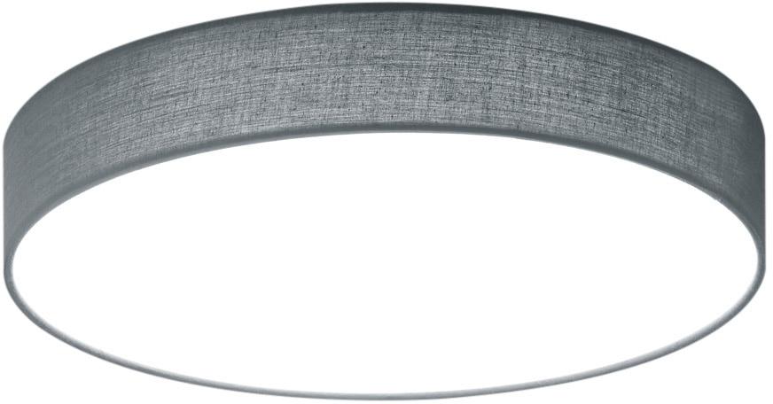 TRIO Leuchten LED Deckenleuchte Lugano, LED-Board, Warmweiß, LED Deckenlampe, Switch Dimmer