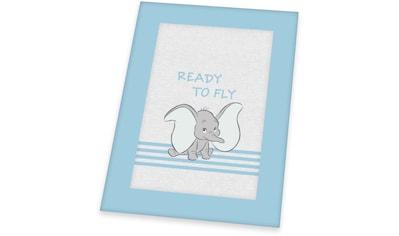 Herding Krabbeldecke »Disney`s Dumbo, hellblau/grau« kaufen
