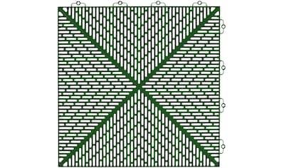 Bergo Flooring Terrassenplatten »Unique«, Klickfliesen kaufen