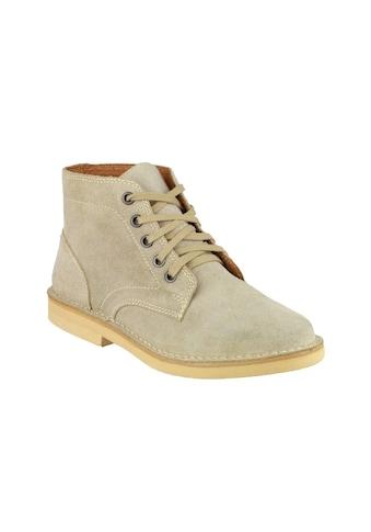 Amblers Safety Stiefel »Herren Desert-Boot /, halbhoch, Taupe« kaufen