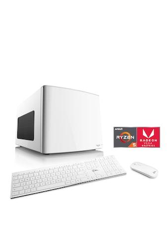 CSL »Gaming Box T8511 Wasserkühlung« PC (AMD, Ryzen 5, Radeon Vega 11, Wasserkühlung) kaufen