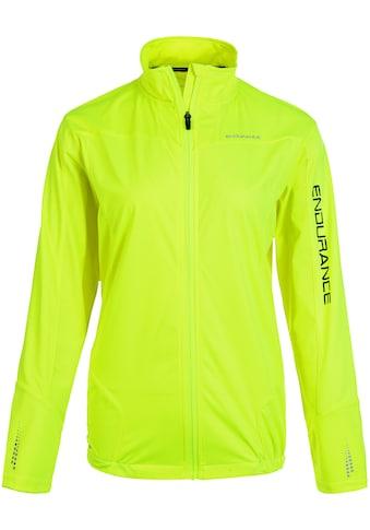 ENDURANCE Fahrradjacke »ZIVA W Membrane Bike L/S Jacket«, mit reflektierenden Details kaufen