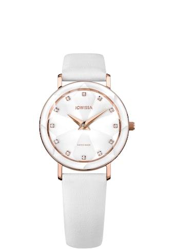 JOWISSA Quarzuhr »Facet Swiss Ladies Watch« kaufen