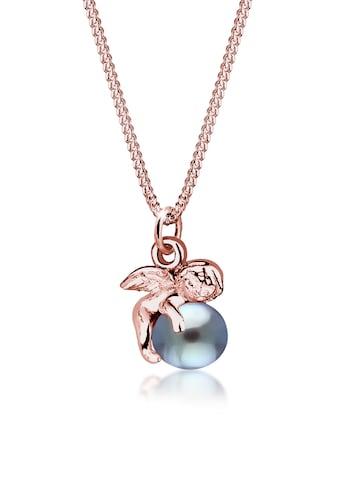 Elli Perlenkette »Engel Süßwasserzuchtperle Sterling Silber« kaufen