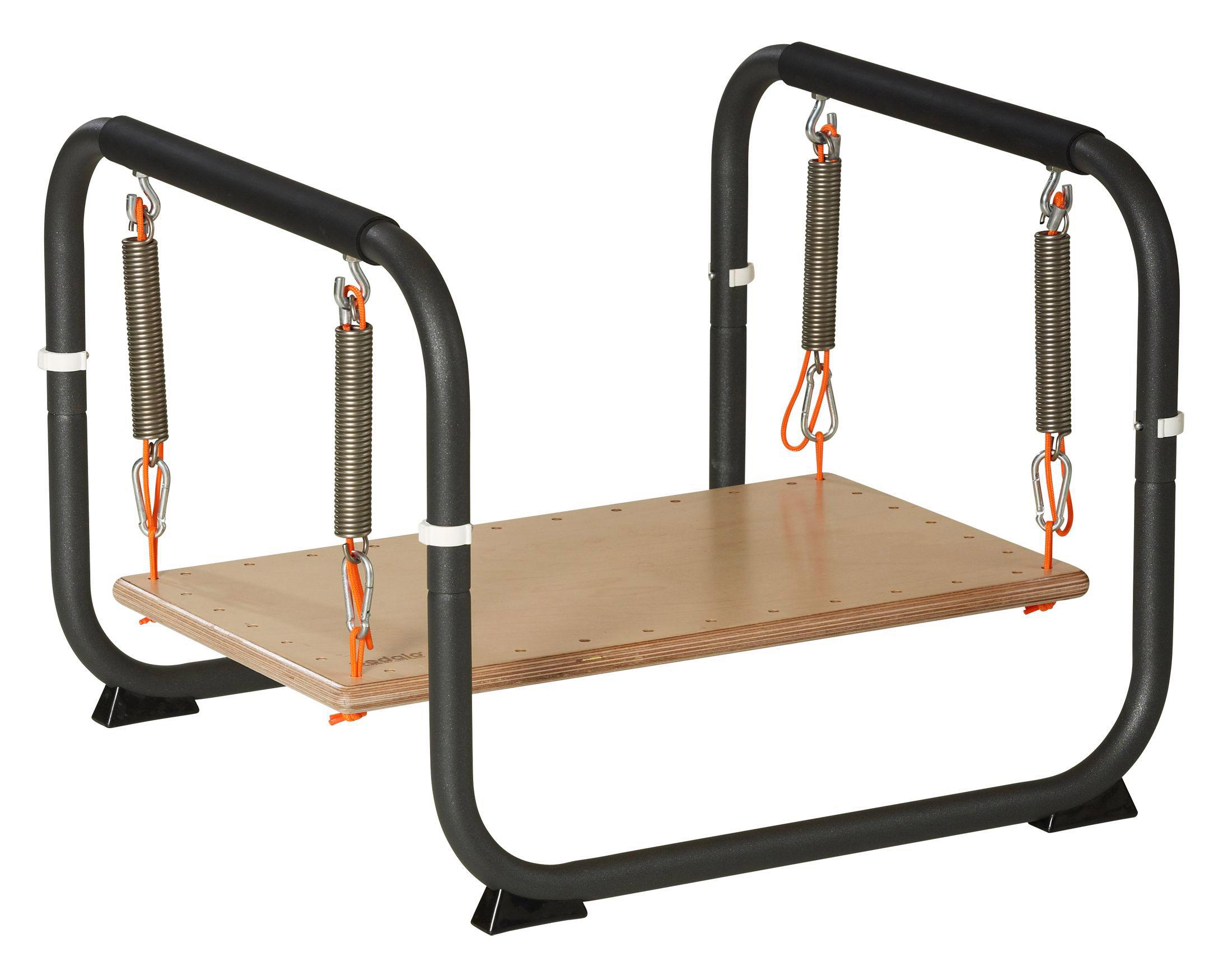 pedalo Stabilisations-Therapiegerät Pedalo Stabilisator Sport bunt Fitness Ausrüstung Sportarten