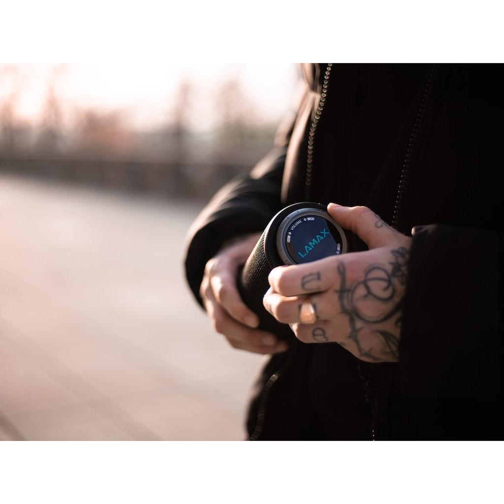 LAMAX Bluetooth-Lautsprecher »Sounder2 30W 360°«, bietet 360° Musik