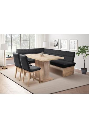 Premium collection by Home affaire Eckbankgruppe »Beluna«, (4 tlg.) kaufen