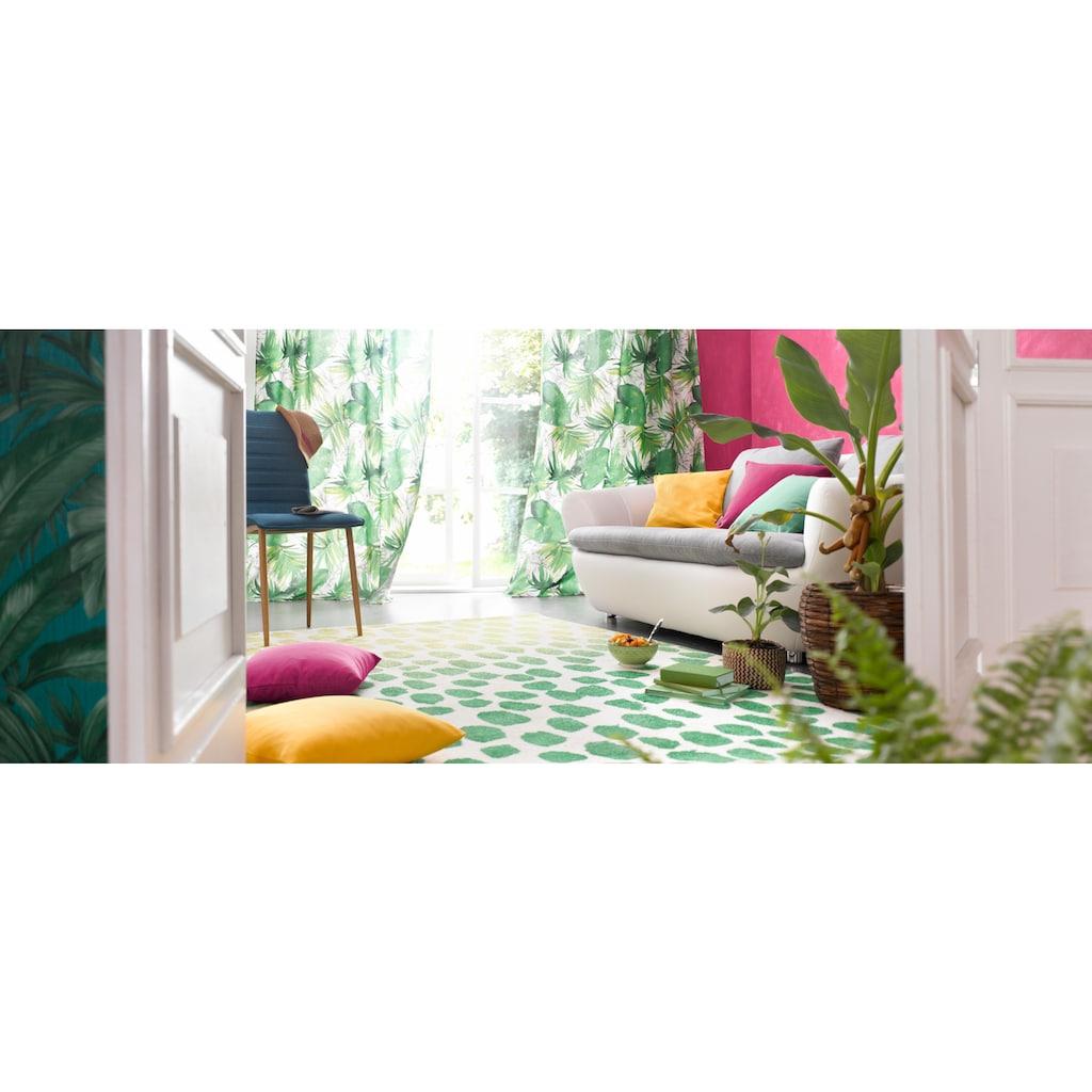 TOM TAILOR Vorhang »Jungle«, HxB: 255x135