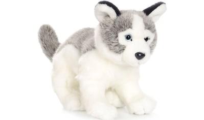WWF Kuscheltier »Husky 23 cm«, zum Teil aus recycelten Material kaufen