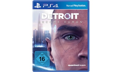 Detroit Become Human PlayStation 4 kaufen