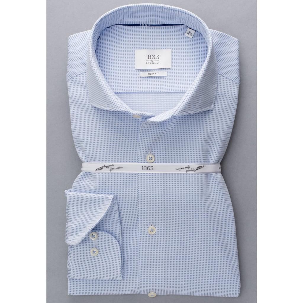 Eterna Businesshemd »SLIM FIT«, Langarm