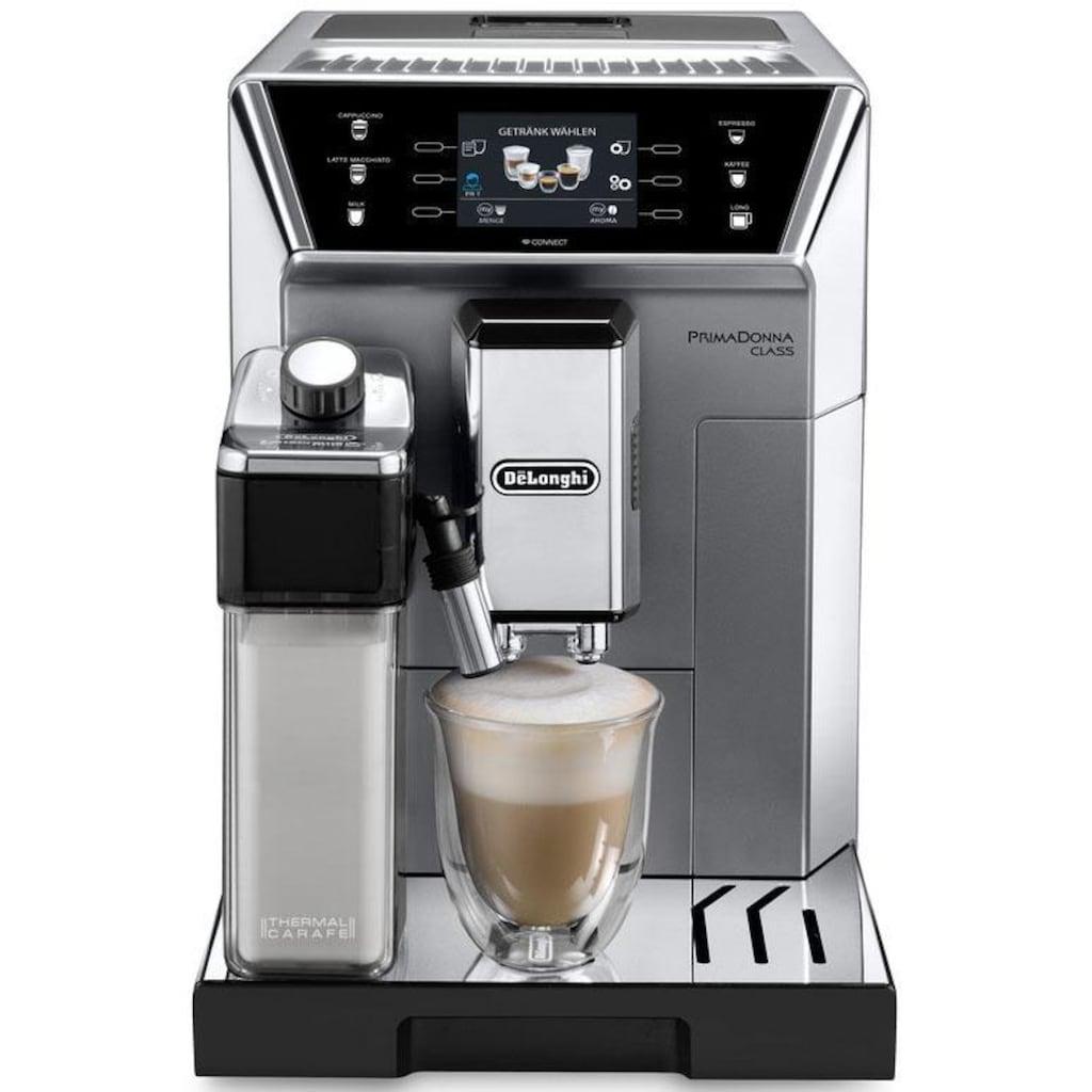 De'Longhi Kaffeevollautomat »PrimaDonna Class ECAM 556.75.MS«, Appfähig