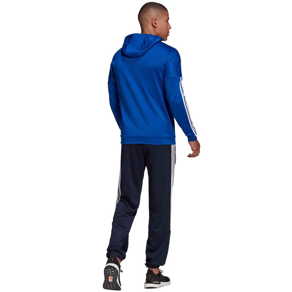 adidas Performance Trainingsanzug »OSR 3 STRIPES HD TRACKSUIT M«