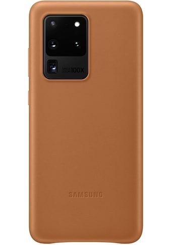 Samsung Smartphone - Hülle »Leather Cover EF - VG988« kaufen