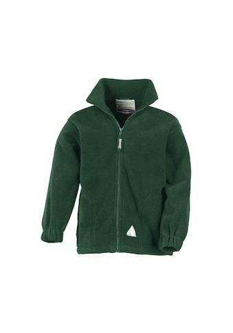 Result Fleecejacke »Kinder Active Fleece - Jacke Mit Reißverschluss« kaufen