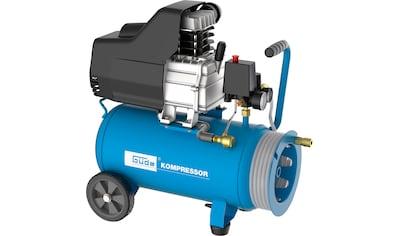 GÜDE Kompressor »Set 260/10/24 ST«, inkl. 7,5 m Druckluftschlauch kaufen