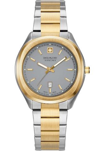Swiss Military Hanowa Schweizer Uhr »ALPINA, 06 - 7339.55.009« kaufen