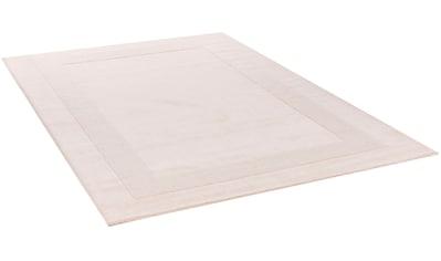 THEKO Wollteppich »USEDOM 8301«, rechteckig, 11 mm Höhe, reine Wolle, handgetuftet,... kaufen