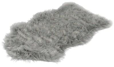 LALEE Hochflor-Teppich »Softa 800«, fellförmig, 52 mm Höhe, besonders weich durch Microfaser, Wohnzimmer kaufen