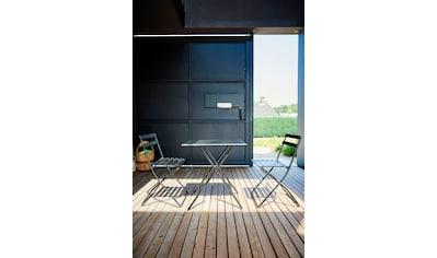 jankurtz Klapptisch »fiam sirio«, mit rechteckiger Tischplatte kaufen