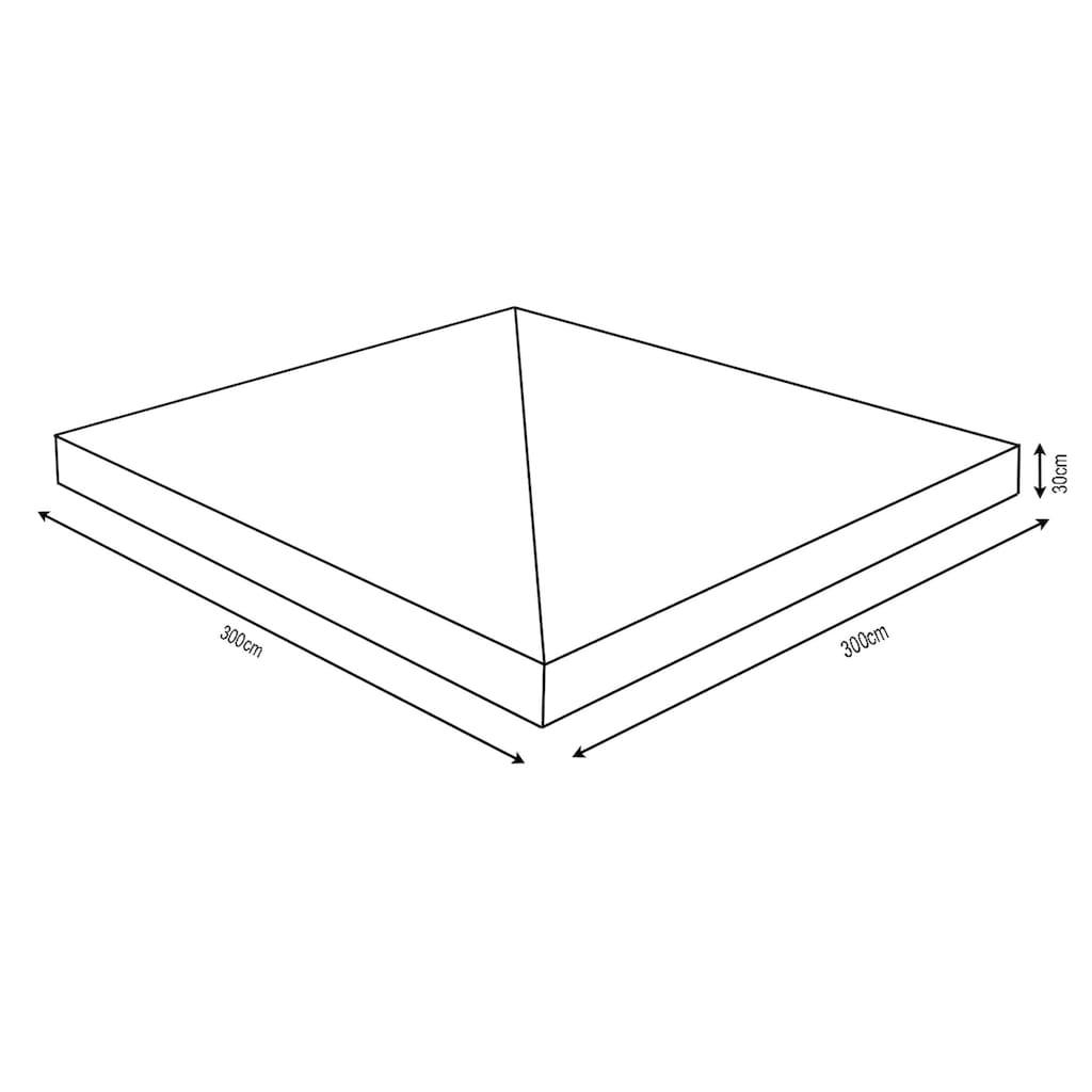 Quick Star Pavillon-Schutzhülle, für 300x300 cm