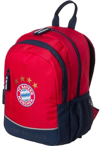 FC Bayern Kinderrucksack »Mia San Mia«, Reflektoren kaufen