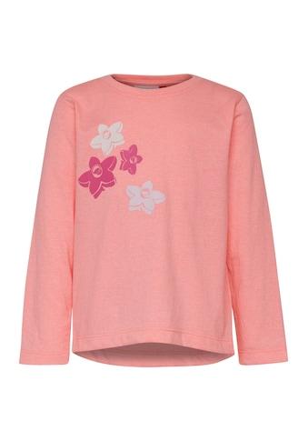 LEGO® Wear Langarmshirt »THELMA 325«, Motivdruck Blumen kaufen
