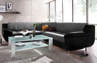 trendmanufaktur ecksofa auf rechnung kaufen baur. Black Bedroom Furniture Sets. Home Design Ideas
