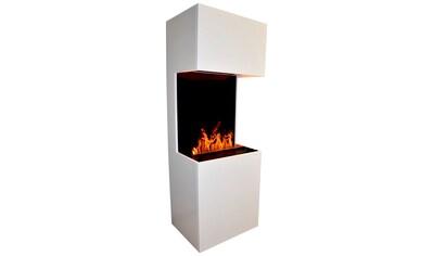 GLOW FIRE Elektrokamin »Beethoven OMC 500 mit Holzdeck« kaufen