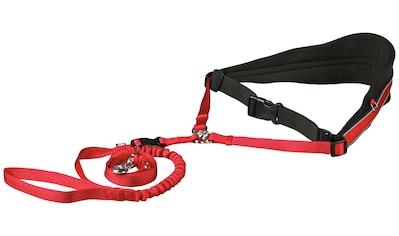 TRIXIE Hundeleine mit Bauchgurt 70 - 120 cm, 1,1 Meter kaufen