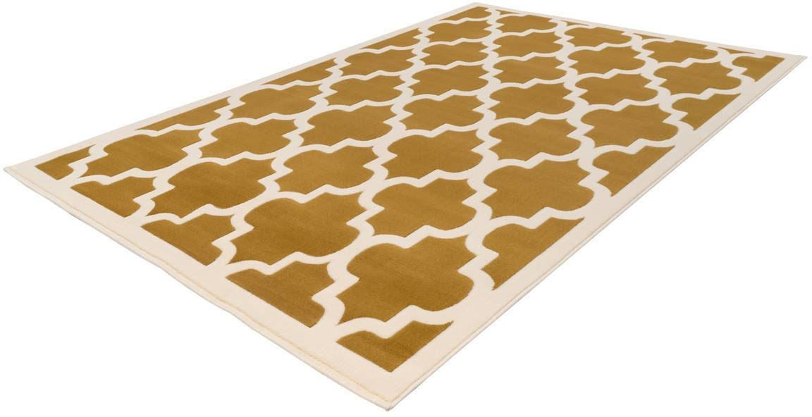 teppich manolya 2097 kayoom rechteckig h he 10 mm. Black Bedroom Furniture Sets. Home Design Ideas