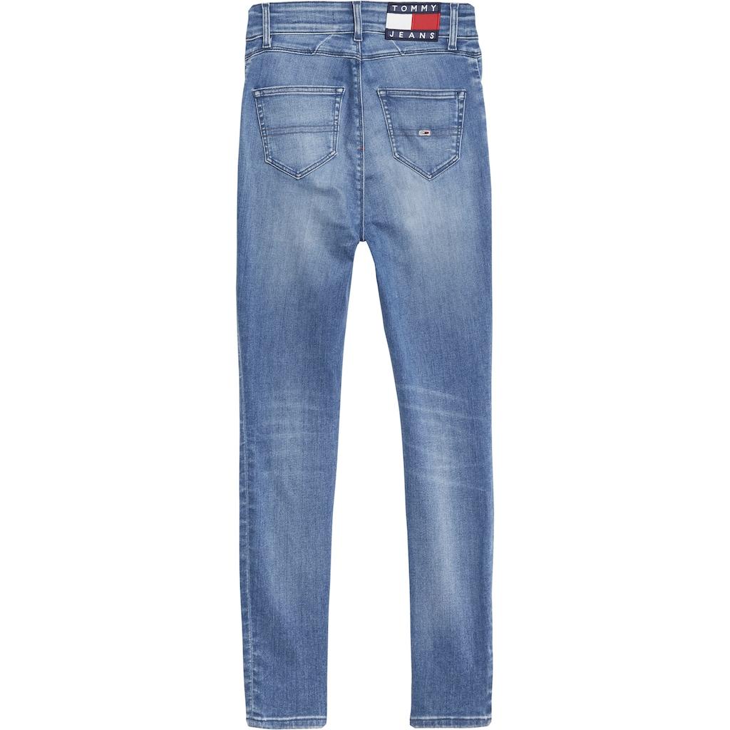 Tommy Jeans Skinny-fit-Jeans »SHAPE HR SKNY«, mit Push-up Effekt für einen perfekten Sitz