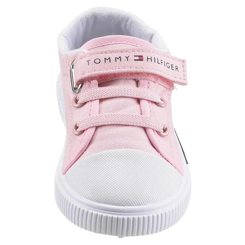 TOMMY HILFIGER Sneaker »31007+31067«, mit zusätzlichem Klettverschluss