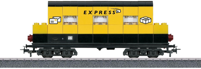 Märklin Leuchtender Postwagen, Spur H0, »Märkli...