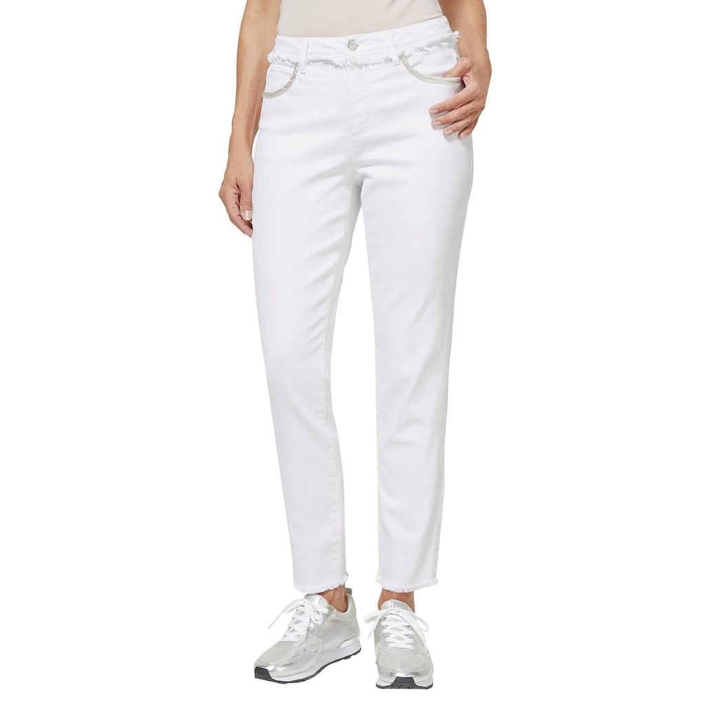 creation L Ankle-Jeans