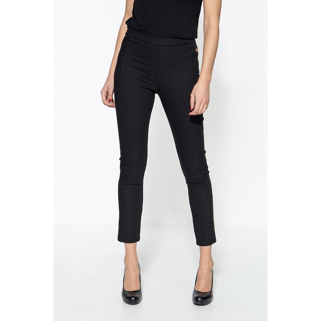 ATT Jeans Stretch-Hose »Mila«, im schlichten Design