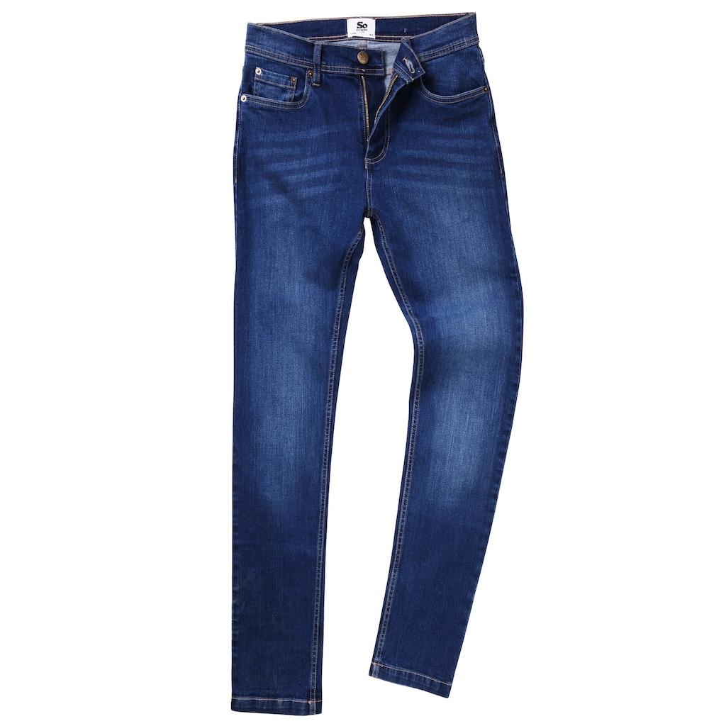 AWDIS Slim-fit-Jeans »So Denim Herren Max Slim Fit Jeans«