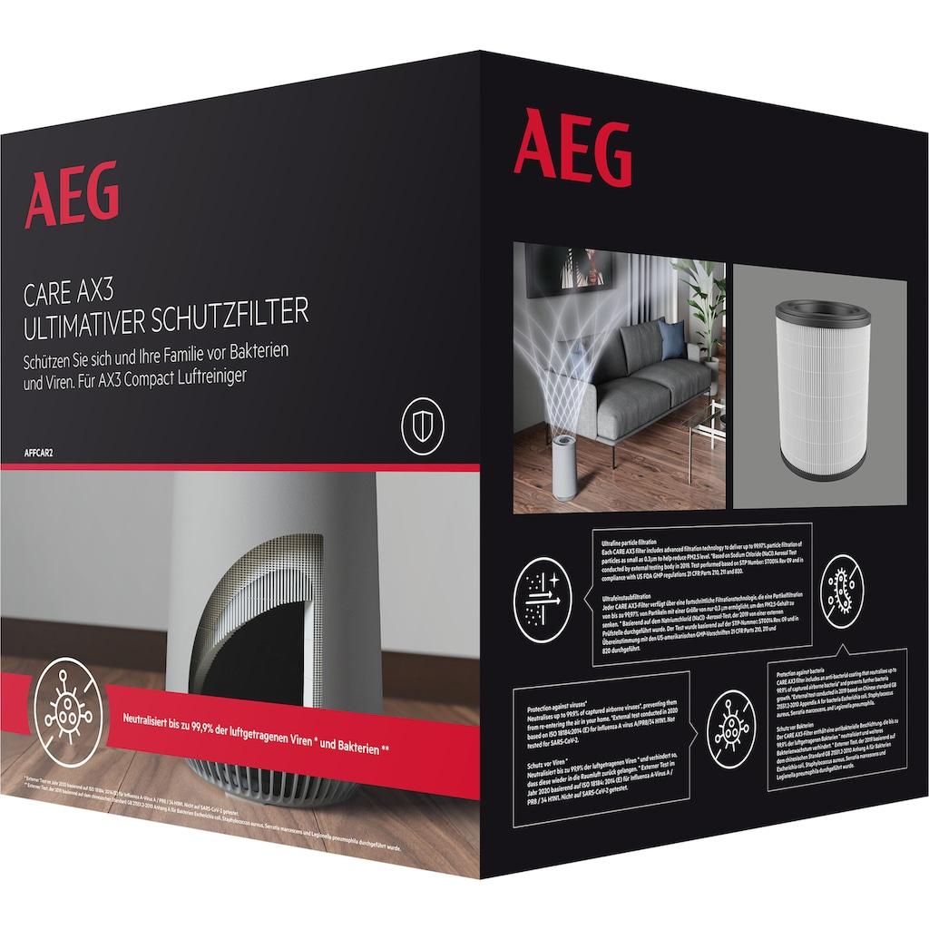 AEG Ersatzfilter »AFFCAR2 Virusneutralisation«