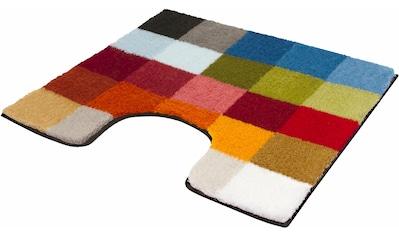 Kleine Wolke Badematte »Cubetto«, Höhe 25 mm, rutschhemmend beschichtet,... kaufen