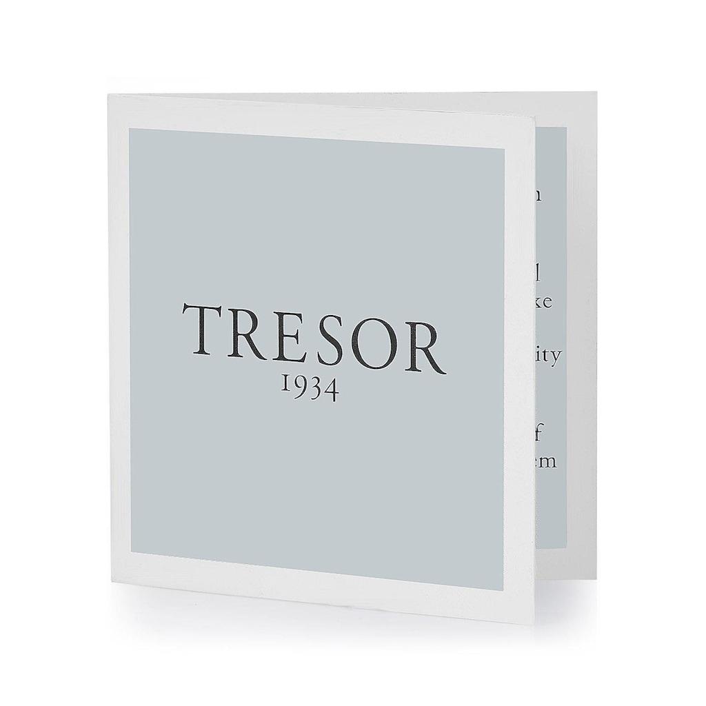 Tresor 1934 Trauring »60186015, 60186016«, wahlweise mit oder ohne Zirkonia