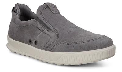 Ecco Slip-On Sneaker »Byway«, mit Stretcheinsatz kaufen