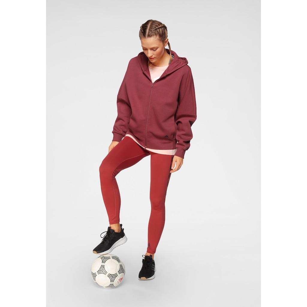 adidas Performance Trainingshose »ALPHASKIN BADGE OF SPORT«