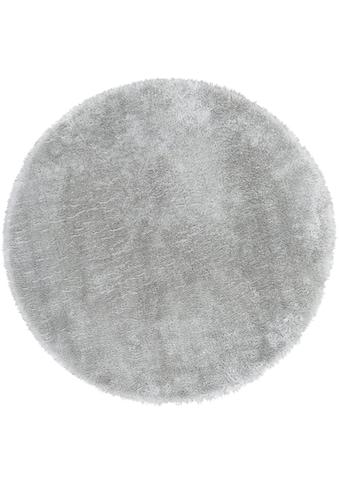 Andiamo Sitzkissen »Lamm-Fellimitat«, Sitzauflage, Sitzfell, rund, Ø 40 cm, Kunstfell kaufen